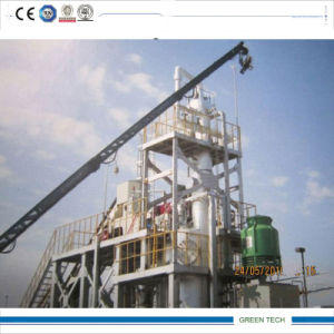 Tyre Oil to Diesel Refinery Machine 10tpd pictures & photos