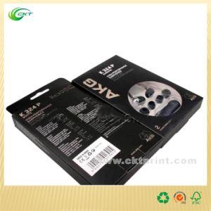 Custom Earphone packaging Box with Blister (CKT-CB-68)