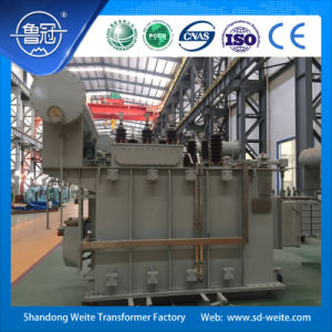 132kV two windings, on-load tap-changing Power Transformer