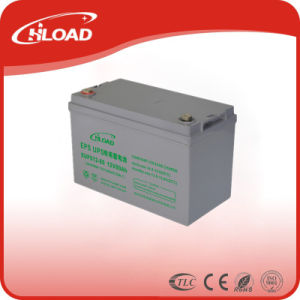 12V 90ah AGM Solar Gel Battery pictures & photos