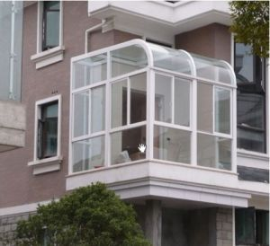Clear Tempered Laminated Balcony Glass pictures & photos