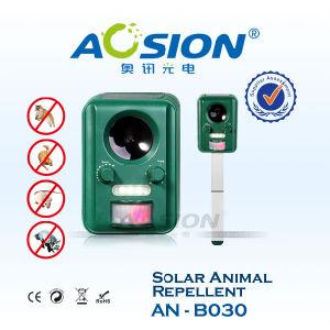 Advanced Solar Ultrasonic Radio Bird and Animal Control an-B030