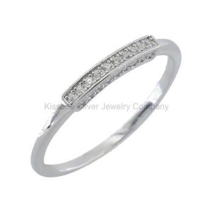 Pure Sterling Silver Jewelry Finger Ring Elegant Lady Ring (KR3065) pictures & photos