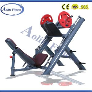 Fitness Club Professional Gym Equipment Seated Leg Press pictures & photos