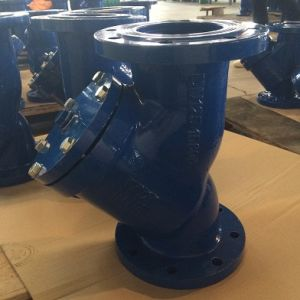 Flanged Y-Type Strainer-Gg25 Body pictures & photos