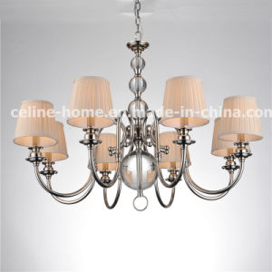 Modern Pendant Lamp Chadelier Light with K9 Crystal (SL2010-8) pictures & photos