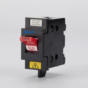 Dp Me (ISOLATOR) Miniature Circuit Breaker MCB with High-Breaking Capacity Ce Standard pictures & photos