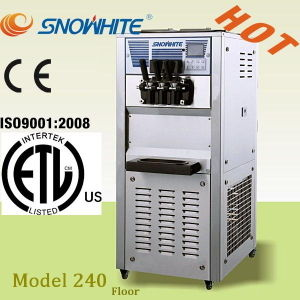 Standing Frozen Yogurt Machine