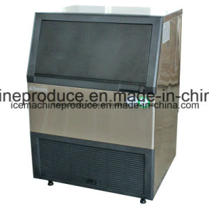 100kgs Commercial Used Cube Ice Machine for Food Processing pictures & photos