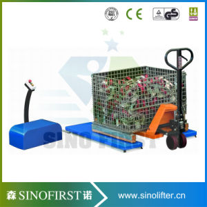 1ton to 3ton Low Profile Height Scissor Table Cargo Lift pictures & photos