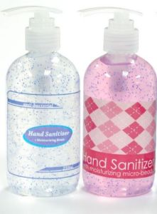 Hot Sell 125ml Disinfectant Instant Alcohol Hand Sanitizing Gel pictures & photos