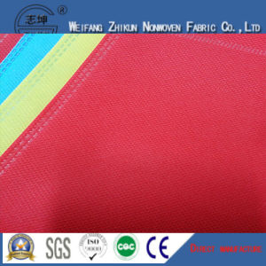 Different Colors 100% PP Nonwoven Fabric for Shopping Bags / Gifts Bags pictures & photos