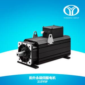 Permanent Magnet AC Servo Motor (215ysa15f, 215ysa17f, 215ysa20f) pictures & photos