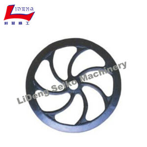 High Precision Iron Casting and CNC Part From China (CA047)