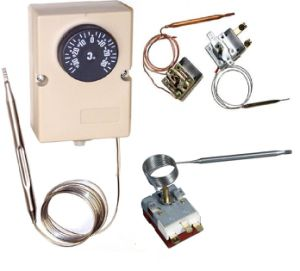 Low Price Dt-2008A Refrigerator Bimetal Thermostat pictures & photos