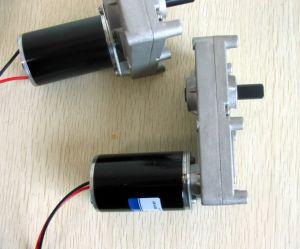 DC Gear Motor (FK-DC45-124350-700K)