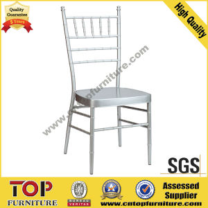 White Painting Wedding Banquet Chiavari Chair pictures & photos