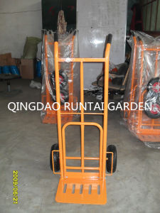 Multiple Using Strong Hand Trolley (Ht1827) pictures & photos
