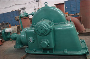 Pelton Inclined Jet Type Hydro Turbine Generator pictures & photos