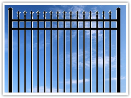 Hot Selling Ornamental Steel Fence SL72 pictures & photos