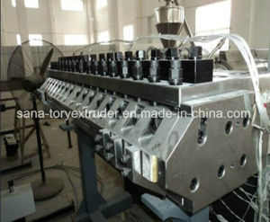 Large Output Plastic PVC Foam Board/Sheet Extrusion Machine pictures & photos