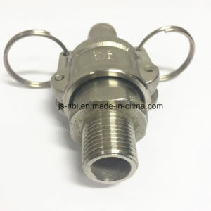 Ss 304/316 Threaded Hose Fitting Quick Coupling pictures & photos