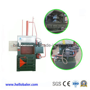 Vm-3 20HP Vertical Baler for Waste Paper, PP, PE Film pictures & photos