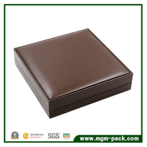 Luxury Design PU Leather Jewelry Set Box pictures & photos