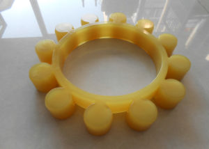 Mt1-13 Polyurethane Coupling, PU Coupling, Mt Coupling with 90-98 Shore a Yellow Color pictures & photos