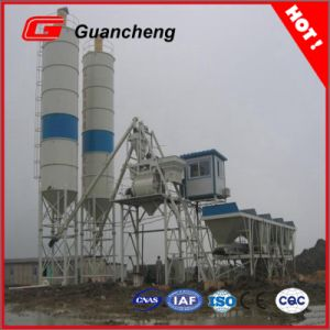 Hzs50 Mini Precast Beton Batching Plant with 50m3/H for Building pictures & photos
