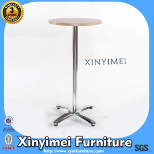 Factory Direct High-Quality Vintage Round Bar Table Bistro Table (XYM-T87) pictures & photos