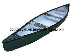 Sandwich Structure Three Seats Classical Canoe pictures & photos