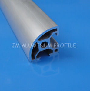 3030 T-Slot Aluminum Half Round Aluminum Extrusion pictures & photos