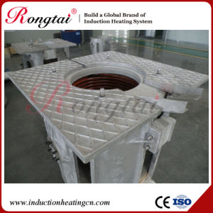 2t Medium Frequency Aluminum Melting Furnace From China Suppliers pictures & photos