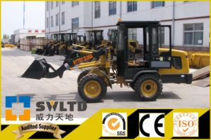 Swltd Brand (ZL 08A loader) Agricultural Mini Wheel Loader pictures & photos