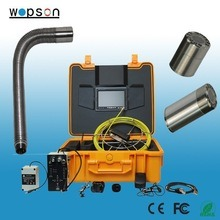 Professional Pipe Survey Camera with 40m Push Rod Cable pictures & photos