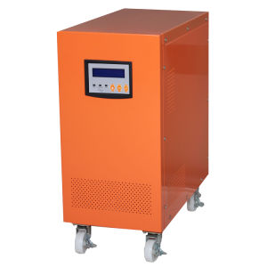 7000va 48VDC Have Perfect Protection Function Pure Sine Wave Inverter Wth Charger