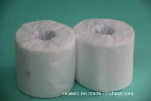 480sheets Recycle Roll Toilet Tissue Paper pictures & photos
