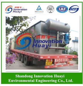 Dissolved Air Floatation (DAF) for Dyeing Wastewater Treatment pictures & photos