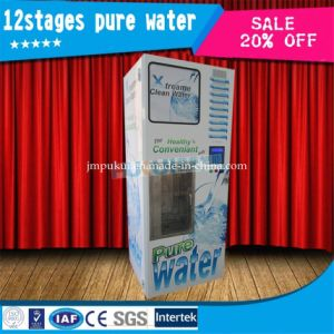 CE Approval Water Vending Machine with Reverse Osmosis System (A-86) pictures & photos