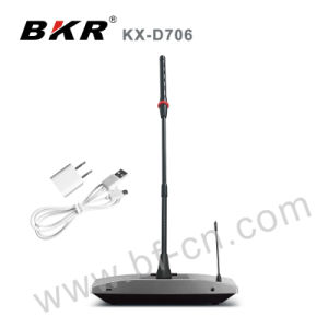 Kx-D818 Eight Channel Conference Microphone System pictures & photos