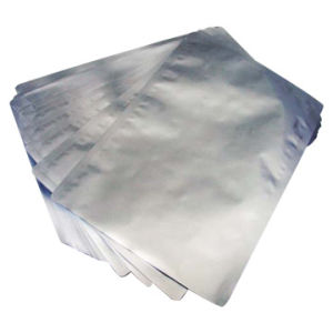 OEM High Quality Three Sides Seal Aluminum Foil Cooking Bag pictures & photos
