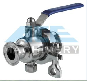 Stainless Steel Food Grade Spring Type Butterfly Valve (ACE-DF-J5) pictures & photos