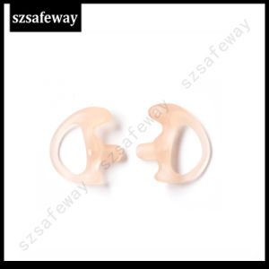 Two Way Radio Earphone Accessories Silicone Earbud Earmold pictures & photos