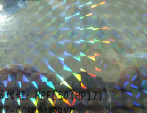 Holographic Self Adhesive Film (RT038)