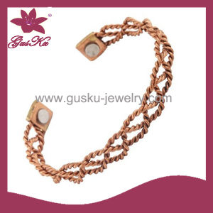 Unique Design Copper Bangles (2015 Stbl-046) pictures & photos