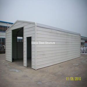 Prefabricated Metal Carport Building pictures & photos