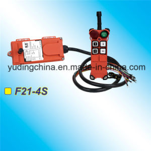 24 V Industrial Wireless Radio Remote Controller F21-4s pictures & photos