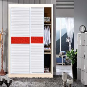 Hot Sale Cheap Wardrobe Cabinets/Wood Wardrobe in Low Price pictures & photos