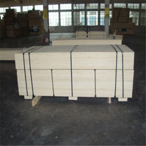 Korea Market Poplar LVL for Door Core / Chair / Dest Insted of Solid Wood pictures & photos